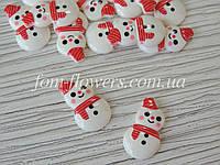Декор Снеговик, фото 1