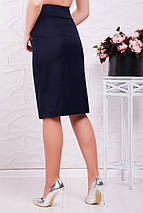 Женская юбка с пуговицами спереди (Selenafup), фото 3