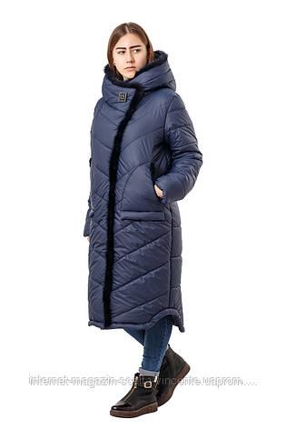 a252a12f655d Купить Женское зимнее пальто больших размеров 48-58 SV Фрезию оптом ...