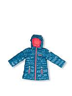 Зимняя куртка для девочки Versace спортивная линейка
