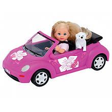 Лялька Evi в кабріолеті Simba 5731539