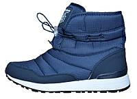 Женские ботинки Reebok GL Puff Boot Winter Runway Pack Blue
