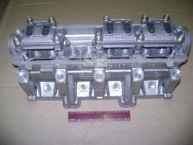 Головка блока ВАЗ 2110, 2111, 2112 8 кл. двигатель 1,6 (пр-во АвтоВАЗ). Цена с НДС