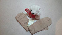 Перчатки-варежки женские ПКР10