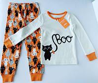 """Пижама """"Черная кошка"""" Gymboree для девочки 2-х и 5 лет"""