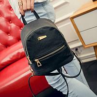 Модный маленький рюкзак для девочки