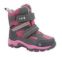 Ботинки зимние для девочки B&G termo р. 28, 30, R181-6020