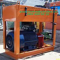 Гидростанция высокого давления