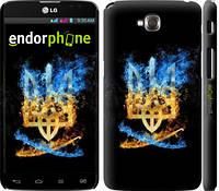 """Чехол на LG G Pro Lite Dual D686 Герб """"1635c-440-4074"""""""
