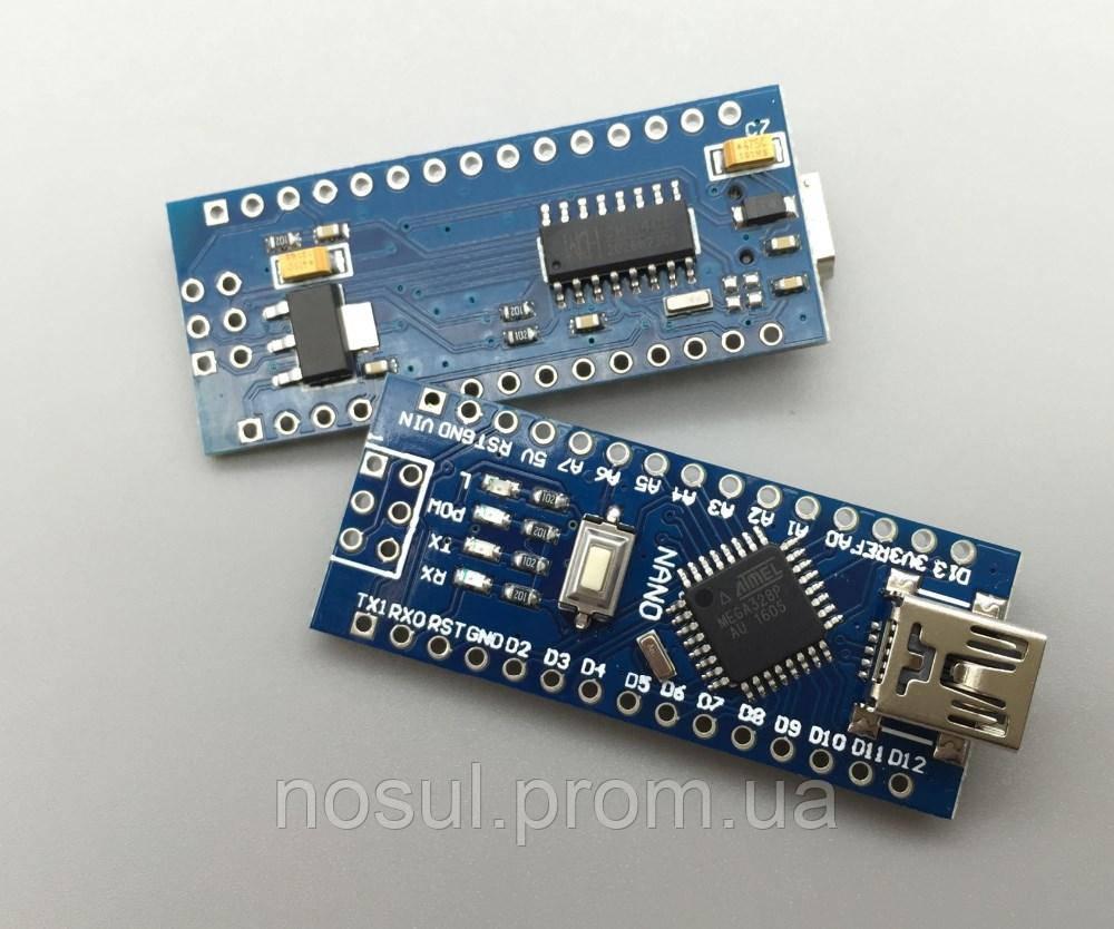 Arduino Nano V30 Atmega328 Ch340g Atmega 328 With 5