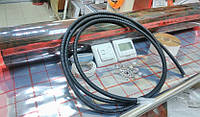 Теплый пол инфракрасный 7 кв.м  ReXva Korea + термостат