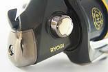 Катушка Ryobi Ecusima 1000 Vi 6BB+1RB 5.1:1 +шпуля (22121100) Made for Germany, фото 2