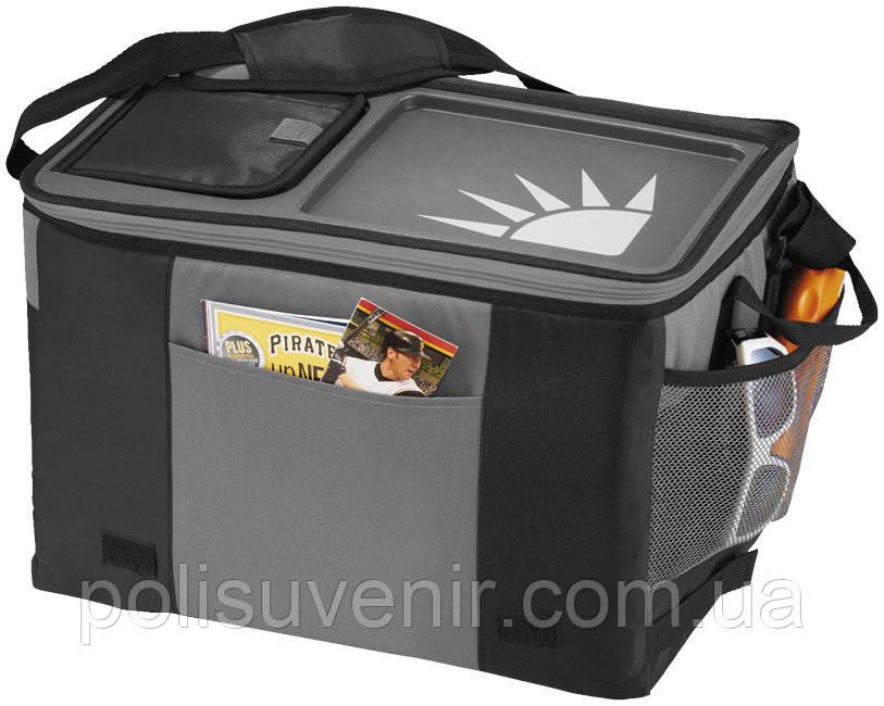 Сумка-холодильник на 50 банок з підносом