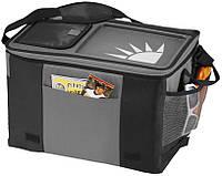 Сумка-холодильник на 50 банок з підносом, фото 1