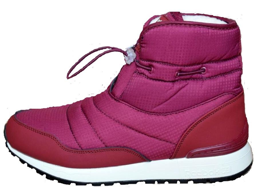 a6de63885201 Женские ботинки Reebok GL Puff Boot Winter Runway Pack - Магазин обуви  Brand Market (бренд