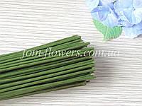 Проволока флористическая в бумажной обмотке 2,5 мм, длина 40 см, фото 1