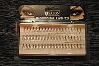 Ресницы пучковые Salon Professional flare medium (средние)