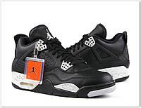 Кроссовки Баскетбольные Nike Air Jordan 4 Retro Oreo