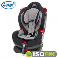 Детское автомобильное кресло 4 Baby (группа 1/2) Weelmo-Fix (6 цветов)