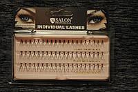 Ресницы пучковые Salon Professional flare short/medium/long (короткие/средние/длинные)