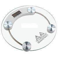 Весы напольные Витек стекло 180 кг JKC-01