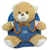 Рюкзак детский дошкольный Bear 304