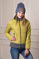 Сверхлегкая теплая куртка Moncler оливкового цвета  БЕСПЛАТНАЯ ДОСТАВКА!!!