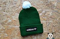 Зимняя шапка Adidas адидас