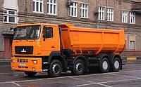 Аренда самосвала МАЗ 6516V8-523-000