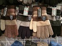 Детские зимние перчатки подросток для мальчика