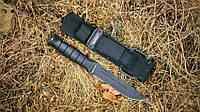 Нож охотничий Коммандос, мощный и стильный нож для тяжелых работ