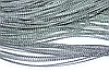 Шнур сріблястий 1 мм, близько 100 м/уп.