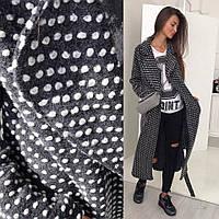 Cтильное пальто; тёплое; шерсть; 2 цвета