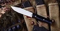 Нож нескладной Трофей, с мощным клинком из высокопрочной стали