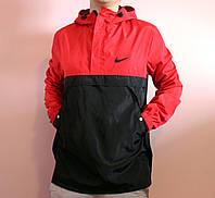 Ветрозащитный и легкий анорак. Отличное качество. Мужская куртка. Доступная цена. Купить онлайн. Код: КДН2385