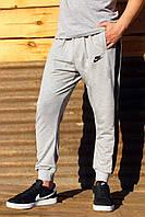 Спортивные штаны Nike для практичных мужчин. Высокое качество. Стильный и удобный дизайн. Код: КДН2386