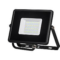Прожектор світлодіодний DELUX FMI 10 LED 30Вт 6500K, фото 1