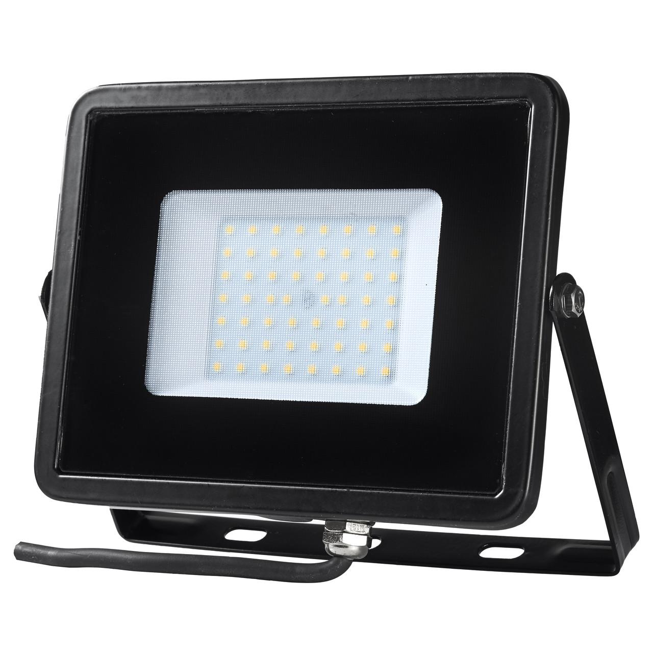 Прожектор светодиодный DELUX FMI 10 LED 50Вт 6500K