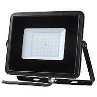 Прожектор світлодіодний DELUX FMI 10 LED 50Вт 6500K, фото 1