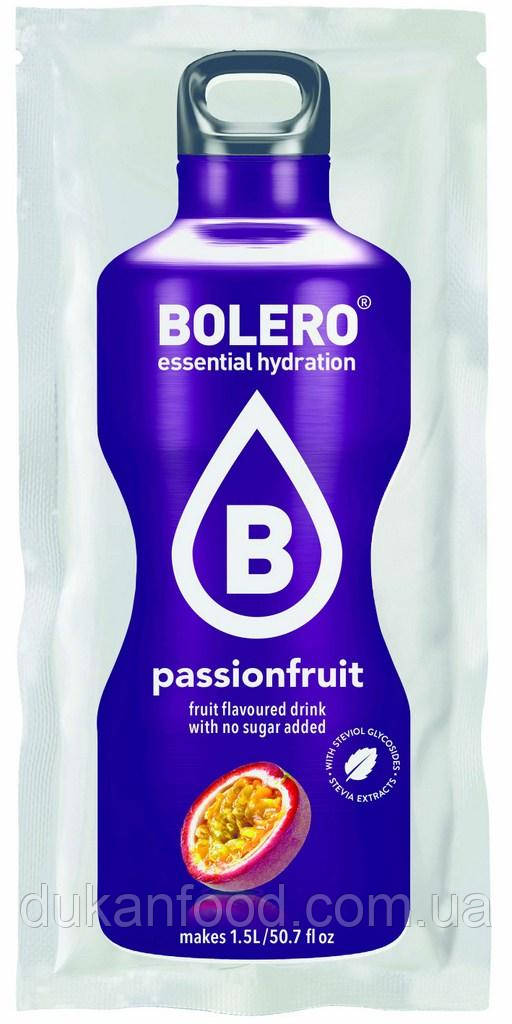 Bolero Drinks без сахара МАРАКУЯ