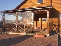 Тераса з м'якими вікнами, фото 1