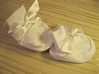Одежда для новорожденных пинетки