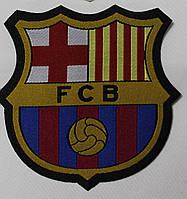 Термонаклейка на одежду FC Barcelona