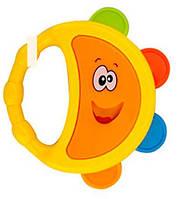 Детская игрушка погремушка Солнышко