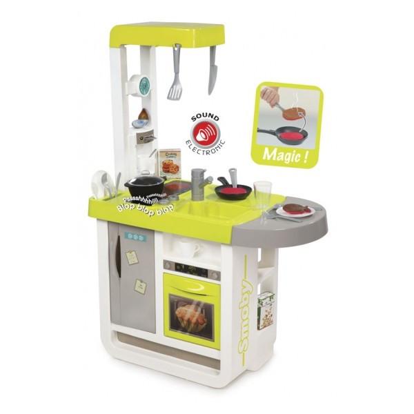 Интерактивная кухня Черри со звуковым ефектом и аксессуарами 310908