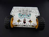T-BOT: Універсальна мобільна платформа для робота Arduino, Raspberry Pi, STM32, Intel Edison, Beaglebone