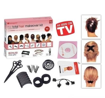 Набор профессиональных заколок Hairagami (Хеагами), фото 2