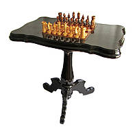 Стол шахматный , ручная работа . Доставка по Украине 2 - 3 дня, фото 1