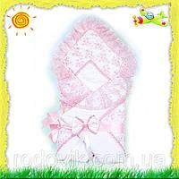 Конверт на выписку из роддома для новорожденных