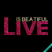 Дизайн на клатчи Live is beatiful